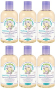 (6 PACK) - Earth Friendly Baby - Soothing Chamomile Shampoo | 250ml | 6 PACK BUNDLE