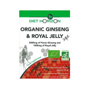Diet Horizon Organic Ginseng Royal Jelly