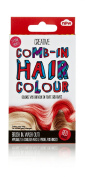 Creative Comb-In Hair Colour - Red