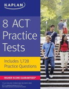 8 ACT Practice Tests