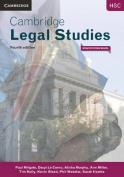 Cambridge HSC Legal Studies 4ed Pack