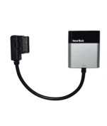 ViseeO Tune2Air WMA3000A Bluetooth Adapter for Streaming iPod/iPhone/iPad to Audi/Mercedes/VW with Factory iPod/Media Input