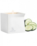 New - Afterglow Natural Massage Candle Cucumber Water Jimmyjane