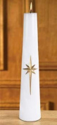 Candle - Bright Morning Star Conical Candle - 3 x 14
