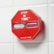 Stop In Time Shower Timer by AM Conservation