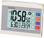 Announcement Casio temperature and hygrometer with living environment radio clock DQL-210J-7JF