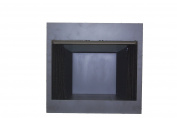 Sure Heat VFBC32B Surefire Vent-Free Circulating Firebox with Screen, 80cm , Black
