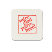 35 Point Beer Coasters, Square NRA Design, Case of 5000
