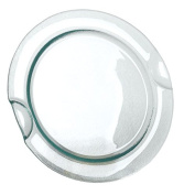 Hill's Imports 4-944GLS/1CL Clear Glass Plate