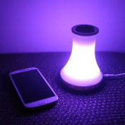 Relaxso® Aromasonic Diffuser with LED Light & Speaker