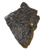 Wehrlite Cluster 01 Rare Black Crystal Hungarian Mountain Mineral Root Chakra Healing 7.6cm