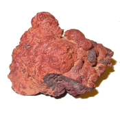 Hematite Cluster 01 Fire Red Crystal Healing Mineral First Chakra Stone Rock 5.8cm