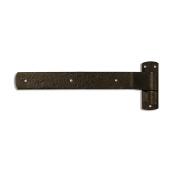 Coastal Bronze - Shutter Strap Hinge - 5.1cm - 0.6cm Offset