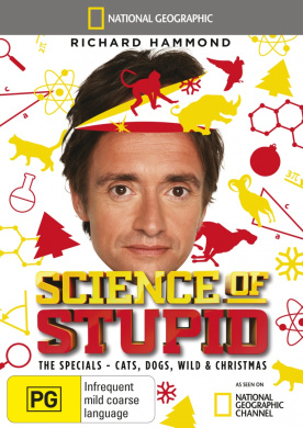 National Geographic: The Science of Stupid: The Specials - Cats, Dogs, Wild and Christmas