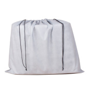 2 Piece Non-woven Breathable Dust-proof Drawstring Storage Pouch