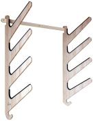 Grassracks The Kaua'i Quad Display Rack, Carbonised