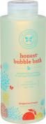 The Honest Company Honest Bubble Bath - Tangerine Dream - 350ml - Gluten Free - Yeast Free - Hypoallergenic