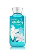 Bath & Body Works Shea & Vitamin E Shower Gel Fresh Sparkling Snow