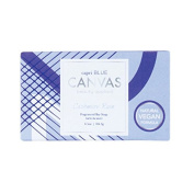 Capri Blue Canvas Collection Bar Soap, Cashmere Rain