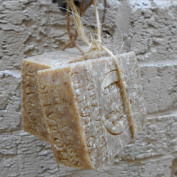 Artisan Greek Olive Oil Soap with Mediterranean Sea Salt