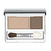 Clinique All About Crease and Fade Resistant Eye Shadow Duo - 0ml
