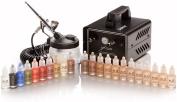 MUD HD Air Liquid Make-up Pro Kit w/Compressor