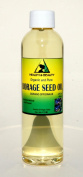 Borage Seed Oil Organic Carrier by H & B Oils Centre Virgin Gla-20% Cold Pressed Pure 120ml
