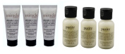 Philosophy Miracle Worker Anti Ageing Moisturiser and Purity 3 in 1 Cleanser for Face and Eyes Travel Set / Overnight Kit