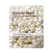 Elishacoy Natural Pearl Pulp Mask Sheet