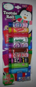 Tootsie Roll 10 Flavoured Lip Balms Holiday Pack