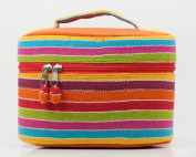 Lantern Moon Oval Stripe Bag