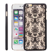 ABC® NEW iphone Case ,Hard Carved Translucent Case For iPhone 6s Plus 14cm