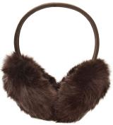 Simplicity Unisex Warm Furry/ Fleece Winter Ear Muffs for Outdoor Sports