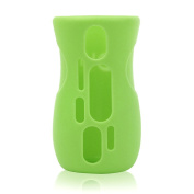 Olababy Silicone Sleeve for AVENT Natural Glass Bottles