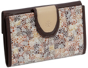 Women's Genuine LeatherWallet - Handmade in Spain - Beautiful Colours Available