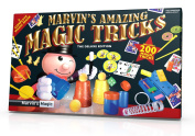 Marvin's Amazing Magic Tricks - Deluxe Magic Set (200 Tricks) - Perfect for Young Magicians [Special Edition]