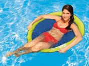 SwimWays Papasan, Swimming Pool and Lake Lounging Seat/Papasan, Luxury Float