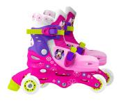 Stamp Disney Minnie Mouse Adjustable 2-in-1 Skates