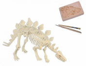 Dig a Dinosaur Excavation Kit - Educational and Fun Gift - Boys Perfect Ideal Christmas Stocking Filler Gift Present