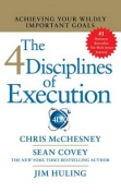 The 4 Disciplines of Execution [Audio]