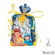 Nativity Cellophane Treat Bags Inspirational Pack of 12