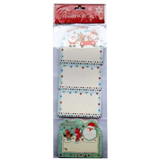 Christmas Jumbo / Large Gift Tags - Pack of 3 - 230mm X 108mm