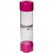 Viewtainer Slit Top Storage Container, 5.1cm by 20cm , Raspberry