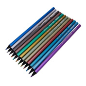 PIXNOR Drawing Pencils Art Coloured Pencils for Artist Sketch Colouring Book