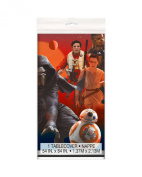 Star Wars Episode 7 Plastic Tablecover, 140cm x 210cm