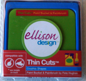 Ellison Design / Sizzix Thin Cut Die Creative Shapes