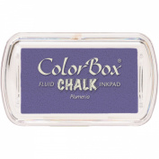 Clearsnap ColorBox Fluid Chalk Ink Pad, Mini, Plumeria