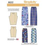 Simplicity Patterns Child's, Teens' and Adults Pants Size
