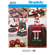 Simplicity Patterns Entertaining Accessories Size