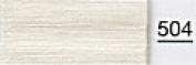 Madeira 9380-504 Cotona Cotton Embroidery Thread, 80wt/220 yd, Natural